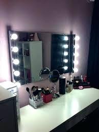 make up mirror lighting. Makeup Mirror With Light Vanities Vanity Bulbs Best Lights Ideas On Make Up Lighting