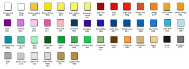 Oracal Vinyl Color Chart Pdf Blog Archives Corexsonar