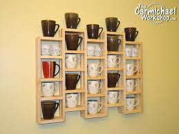 coffee mug hanger picture of coffee mug display rack coffee mug hanger
