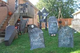 ideas outdoor halloween pinterest decorations:  easy halloween decorations pinterest outdoor halloween decor my style pinterest christmas ideas