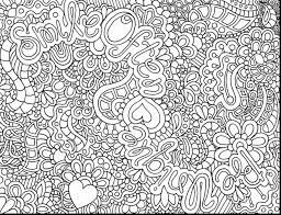 Hard Abstract Coloring Pages For Teenagers