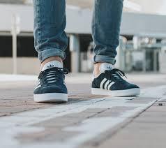 Adidas Gazelle Laces Matched