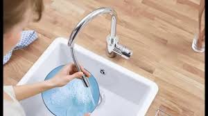 Grohe Concetto Kitchen Faucet Grohe 32665dc1 Concetto Single Handle Pull Down Kitchen Faucet