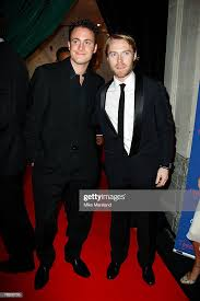 Gary Lucy and Ronan Keating attend The Emeralds & Ivy Ball hosted by...  News Photo - Getty Images