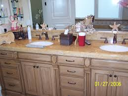 bathroom cabinet redo. Brilliant Ideas Of Gorgeous Neutral Brown Double Sink Vanity With Marble Tops On Painting Bathroom Cabinet Redo