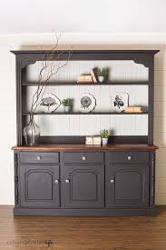 design of kitchen hutch ideas best 25 painted hutch ideas on hutch makeover china