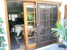 installing a sliding door remove sliding screen door sliding door roller replacement how to adjust screen installing a sliding door