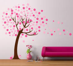 Small Picture Attractive Handmade Wall Design for Decoration Ideas Cherry