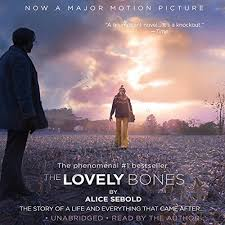 the lovely bones audiobook com the lovely bones cover art