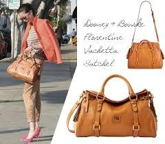 dooney bourke satchels