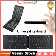 Foldable <b>Portable Keyboard</b>, Portable <b>Bluetooth</b> Keyboard   Shopee ...
