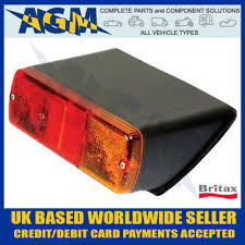 britax rh tractor rear lamp complete fiat ford new holland david brown britax rh tractor rear lamp complete fiat ford new holland david brown right