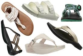 12 <b>Beach</b> Sandals Perfect for Hot Weather Vacations