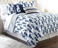 elise and james bedding home seahorse quilt set elise and james danette bedding elise and james seahorse bedding