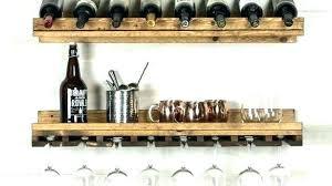 hanging wine glass rack ikea wall mounted wine rack hanging wine rack dazzling ideas wall hanging