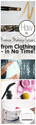 how to remove makeup sns from clothing in no time clothing clothing