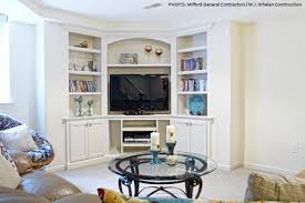 basement corner living room ideas with tv