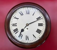 clocks wooden wall clock vatican