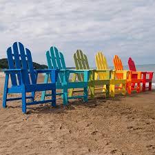 POLYWOODreg Long Island Recycled Plastic Adirondack Chair