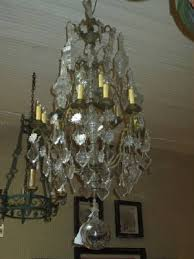 antique crystal iron chandeliers for awesome household french pertaining to chandelier remodel 11