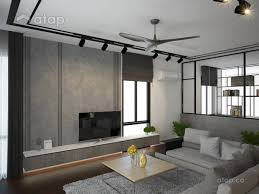 Family Room Living Room Interesting Malaysia Industrial Family Room Architectural Interior Design