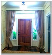 door coverings glass front door window treatments for doors with half glass architecture glass front decorating