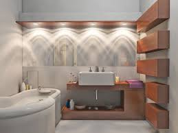 above mirror lighting bathrooms. Modern Bathroom Vanity With Above Mirror Task Lighting: Full Size Lighting Bathrooms O