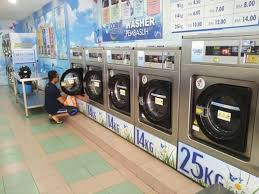 Top Up Vending Machine Malaysia Best No Dull Moment Doing Laundry In Malaysia's Selfservice Laundrettes
