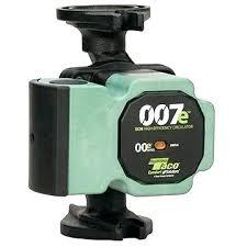 Taco Pump Sizing Chart Taco Recirc Pump Taco Hot Water Recirculating Pump With