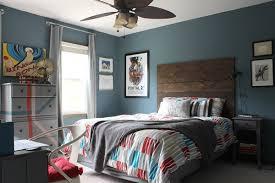 Rustic Modern Teen Boys Room