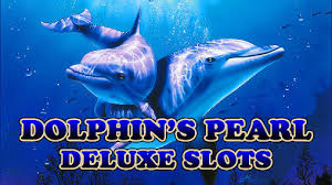 Dolphin's pearl deluxe slots