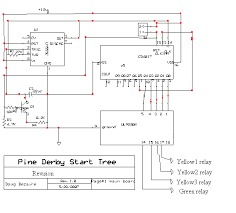 help timers for drag race lights electronics forum sorry last time it didnt work