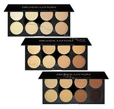 light makeup revolution london concealer palette um dark 10 g swatches review makeup revolution ultra contour makeup revolution cover