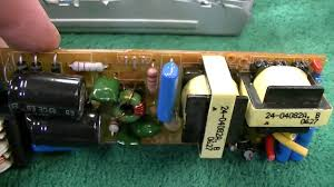 Electronics Tube Light Choke Circuit Electronic Fluorescent Light Ballast Disassembly And Brief Discussion
