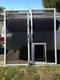 simi valley screen doors with new pet screen and pet door