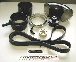 Lingenfelter Cadillac Cts V Supercharger Pulley Air Intake 2009 2015
