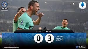 WATCH - Highlights Torino 0 - 3 Inter: Nerazzurri Win In ...