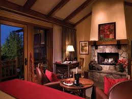romance begins at the river lodges with views of a breathtaking sunset from your room s