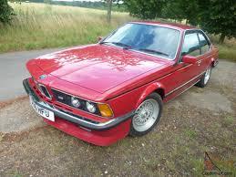 BMW Convertible 1985 bmw m635csi : 1985 BMW M635 635 CSI e24 286bhp (M6 in the USA)