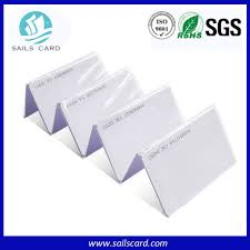 Printable Blank Cards Hot Item Thermal Printable Blank Pvc Id Cards For Printer