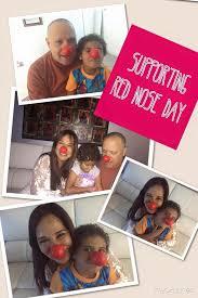 Scarlett Contra el Cancer - Hoy apoyando a el Día La nariz Roja los abuelos  de la princesa Scarlett Gregorio Rivero y Solange Rivero | Facebook