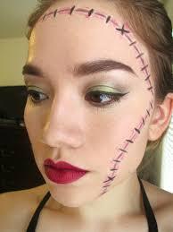 last minute halloween makeup photo 2