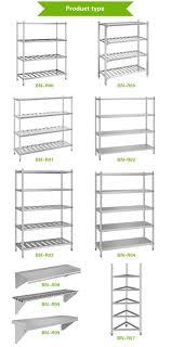 Racks For Kitchen Storage Steel 4 Tiers Storage Rack Kitchen Storage Racks