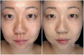 make up for ever ultra hd invisible cover foundation in y235