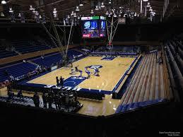 Cameron Indoor Stadium Section 11 Rateyourseats Com