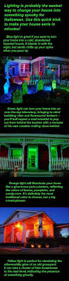halloween lighting ideas. Appropriate Lighting Can Greatly Improve The Scary Effect: Halloween Ideas W