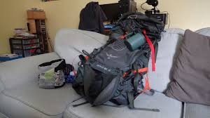 Backpacking Kit And Weights June 2018 Walks With Olly