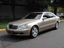 Request a dealer quote or view used cars at msn autos. 2003 Mercedes Benz S430 Luxury Sedan Navigation Pristine Cond
