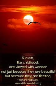 The Beauty Of Sunset Quotes Best of Sunsets Are Proof Quotes