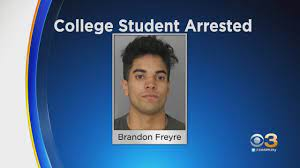 Delaware Student Brandon Freyre Charged ...